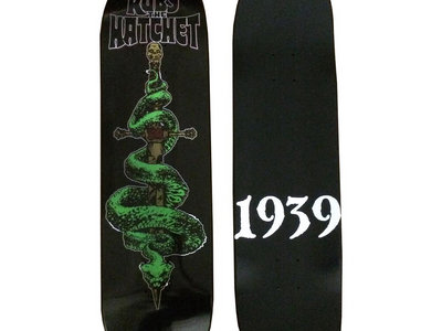 LIMITED EDITION SNAKE SLAYER DECK main photo