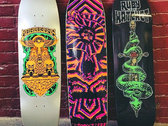 LIMITED EDITION SNAKE SLAYER DECK photo