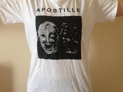 APOSTILLE White T-Shirt 2015 main photo