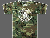 RAVE MEARS JUNGLIST BADBOY - T-Shirt - Camo - * YOU CAN STILL ORDER USING THE CUSTOM BUILDER * photo
