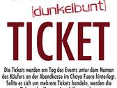Ticket - [dunkelbunt], Mela, Erwin & Edwin, LIVE IN CONCERT 26. Mai | Chaya Fuera (Wien) photo