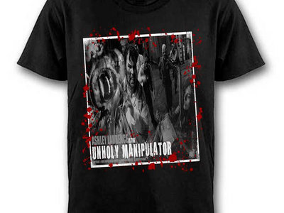 "[CLEARANCE] ""Unholy Manipulator"" Limited Edition T-Shirt main photo"
