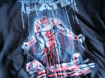 """[SOLD OUT!] """"Chained Torso"""" Zipper Hoodie main photo"""