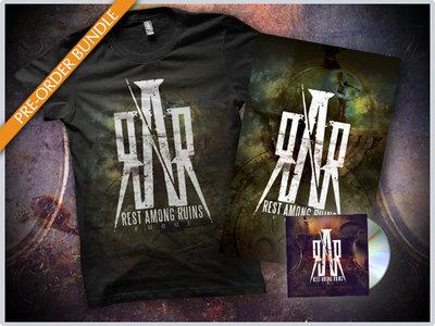 """Fugue"" CD / T-shirt / Poster Bundle main photo"