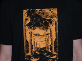 Ruins Shirt - Black photo