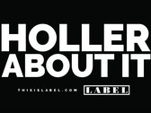 HOLLER ABOUT IT sticker photo