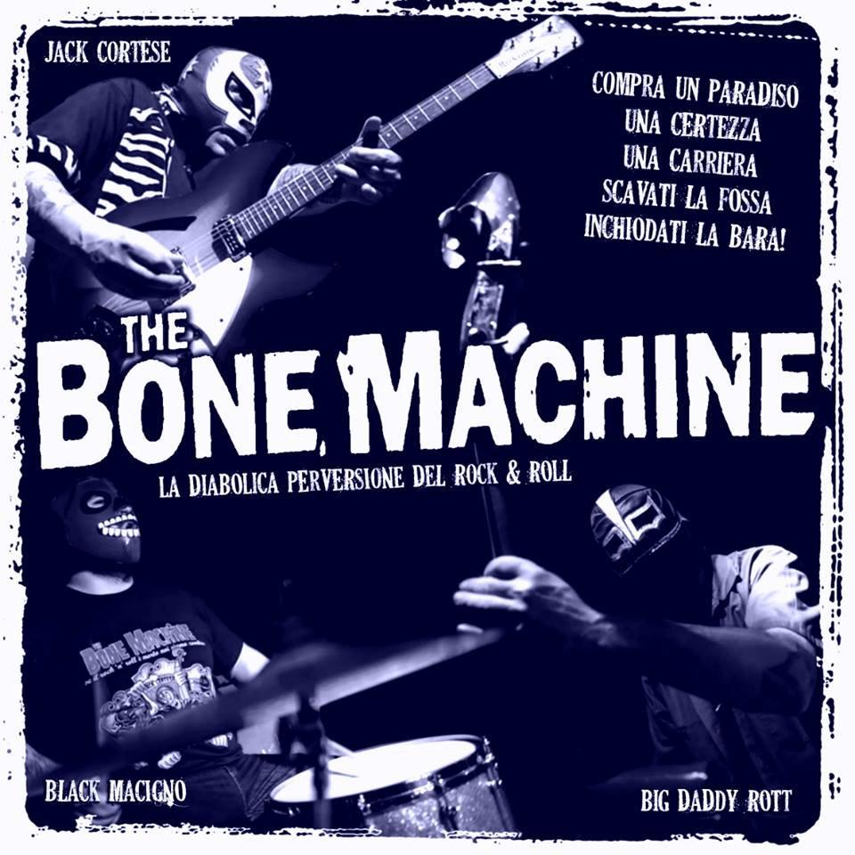 Music | The Bone Machine