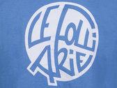 FolleShirt LIGHT BLUE Mens T-shirt photo