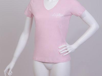 FolleShirt LIGHT PINK Ladies T-shirt main photo