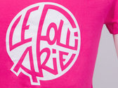 FolleShirt SWEET PINK Ladies T-shirt (ONLY S size) photo