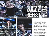 jazz re:freshed Scrapbook 2003-2014 photo