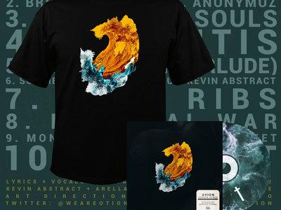 Broken Bones Deluxe Edition - CD + LIMITED EDITION T-SHIRT main photo