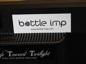 Bottle Imp Sticker Package photo