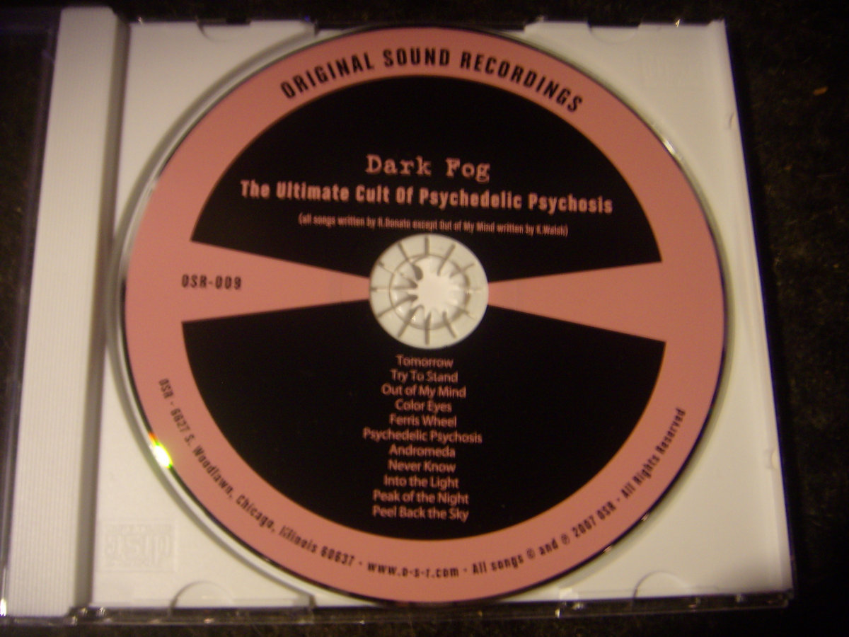 The Ultimate Cult Of Psychedelic Psychosis | Dark Fog
