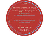 TABR031 – The Hieroglyphic Being Experience – Methods Of Transfer Book I photo