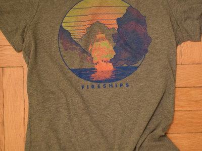 Fireships T-shirt main photo