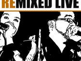 Urbanized Music Logo shirt & Urbanized Remixed Live shirt photo