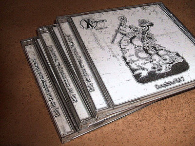 "V/A - ""X-Music Compilation"" CD main photo"