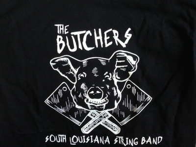 Pig & Cleavers T-Shirt (2nd Run) main photo
