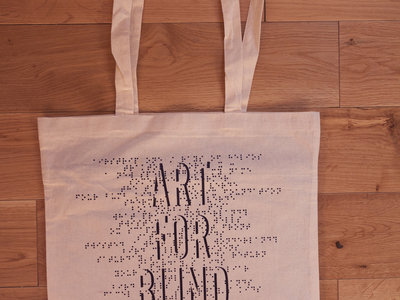 "AFB ""Ten"" anniversary tote main photo"