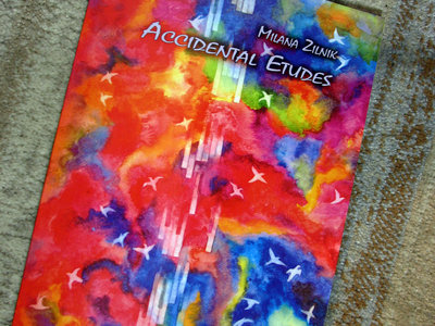 Accidental Etudes - Sheet music main photo