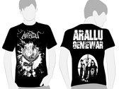 """GENIEWAR"" Band T shirts, Guitar Pic, Stickers photo"
