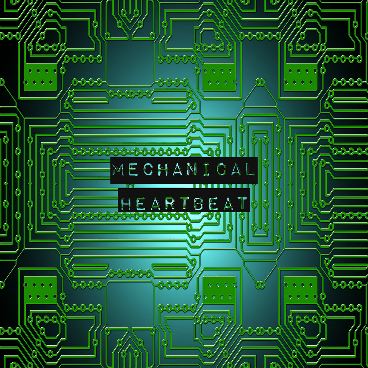 Blurred Lines | Mechanical Heartbeat