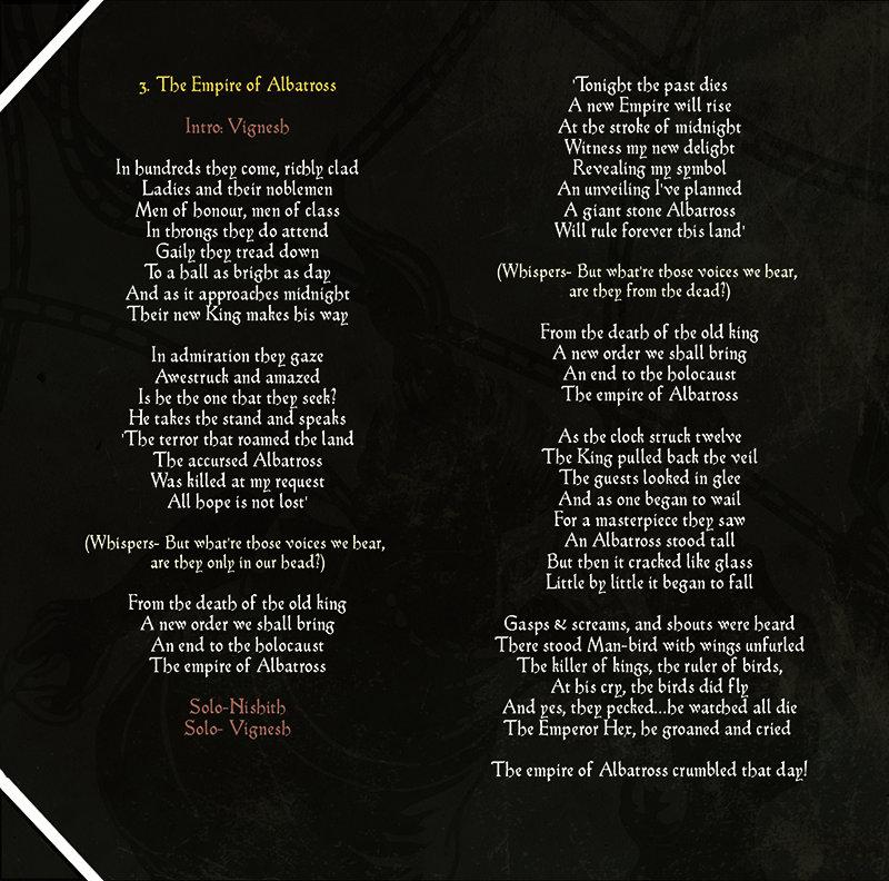 Fear from the Skies (Heavy Metal) | Albatross