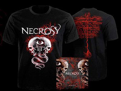 Necrosy T-Shirt + CD Perdition main photo