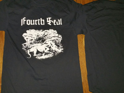 "Fourth Seal T-Shirt Design I (""Old Logo"") main photo"