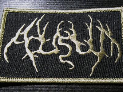 """Adustum"" Logo patch main photo"