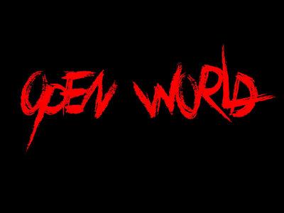 Open World Logo Button main photo