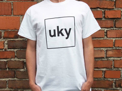 UKY square white T main photo