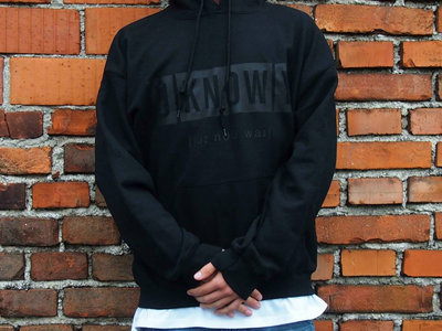 UKY black on black Hoodie main photo