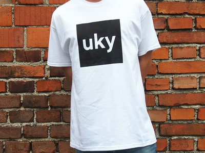 UKY black box white T main photo