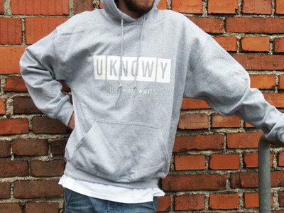 UKY classic grey Hoodie main photo