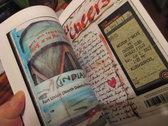 """On the Rails: Elliot P Smoke in America"", c.120p colour book photo"