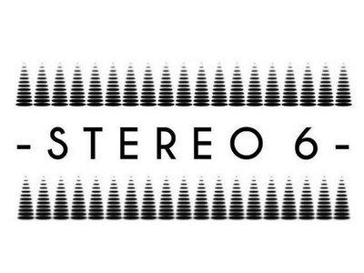 "Sticker ""Stereo 6"" main photo"