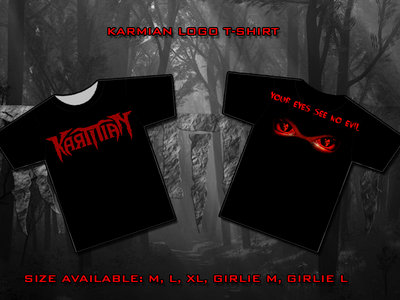 Karmian Logo T-Shirt main photo