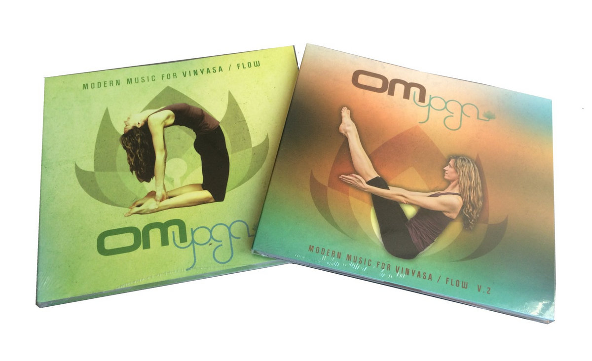 Om Yoga Vol  1 & 2 Bundle | Om Records