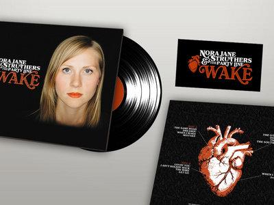 WAKE Vinyl + Sticker main photo