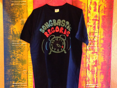 Black Bongbastic Records T-Shirt main photo