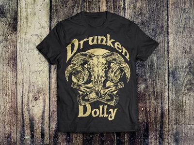 Drunken Dolly T-shirt Black main photo