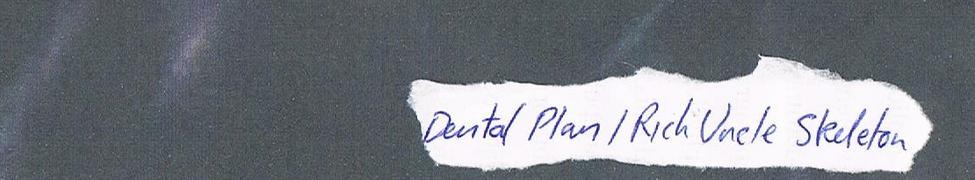 Music | Dental Plan