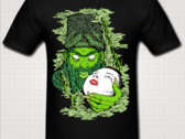 Ominous Green and the Pale Lady, T-shirt photo
