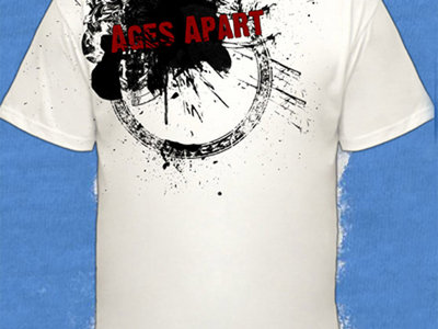 Graphic Splatter T main photo