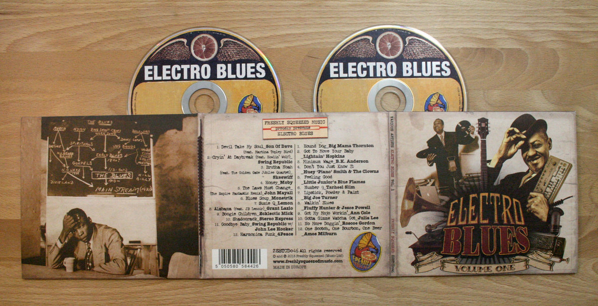 Electro Blues Vol 1 | Freshly Squeezed Music