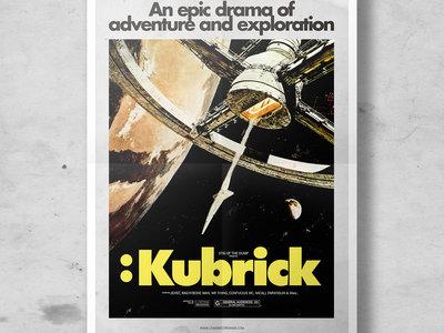 "Kubrick LP ""Movie Posters"" X 4 [Bundle] main photo"