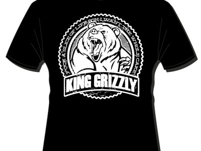 King Grizzly T-Shirt main photo