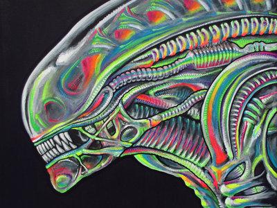 Rainbow Warrior (Giger's Alien) main photo